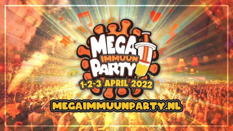 mega imuun party